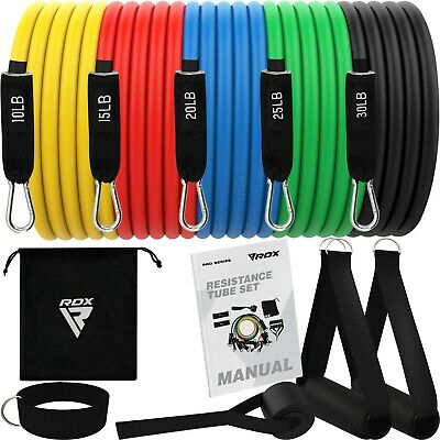 RDX 6oz Kids Boxing Gloves Children Punch Bag Mitts Junior MMA Youth Boy Kick J3