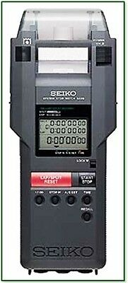 SEIKO S149 300-Lap Memory Integrated Stopwatch/Printer