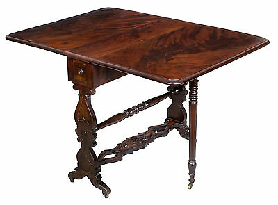 "SWC-Labeled ""Meeks"" Sunderland Table, c.1850"
