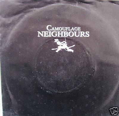 "7"" 1988 ! CAMOUFLAGE : Neighbours // MINT-? \"
