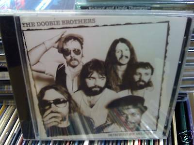The DOOBIE BROTHERS minute by.... GOLD CD 24 KARAT DCC