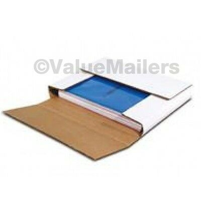 25 Premium LP Record Album Book Box Catalog Mailers Boxes Variable Depth