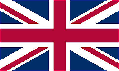 3x5 3 x 5 FT Strong England UK Britain Nylon Flag