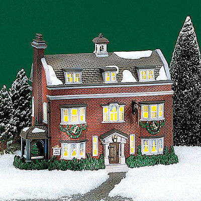 Dept 56 Dickens' GAD'S HILL PLACE MINT!