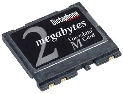 Voicedata M Card 2 MB for Dictaphone WalkAbout 2105