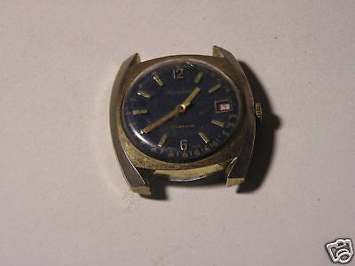 Vintage Lucerne Calendar Watch Swiss Made
