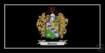 Custom Printed Flag Or Coat Of Arms License Plates