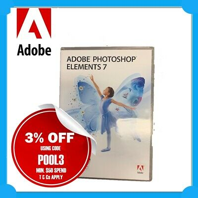 ADOBE Photoshop Elements 6.0/7.0 EDU for WINDOWS