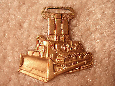 International Harvester Dozer Watch Fob IH-30
