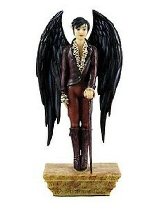 Amy Brown The Rook Male Fairy Statue Figurine Angel Boy Man Faery