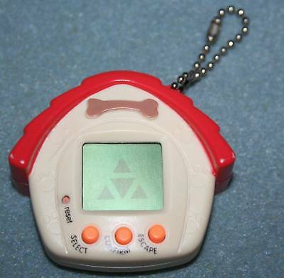 Giga Pets Electronic Toy Scholastic Brand Keychain Vintage