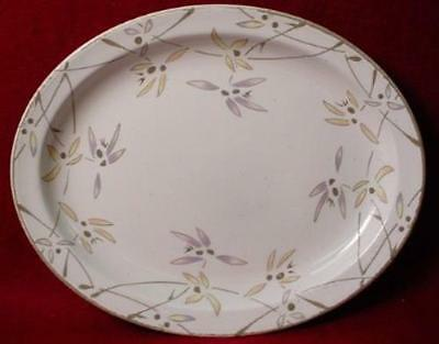 MIDWINTER Wedgwood England WILD ORCHID Oval Platter