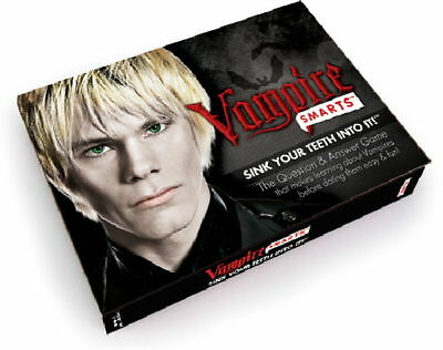 Vampire Smarts, The Question & Answer Game & Guide MINT