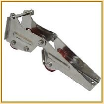 """4"""" Stainless Steel Anchor Device"""