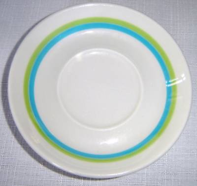 Shenango China 'FORM' Demitasse Saucer-Interpace