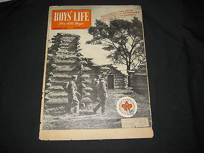 Boys' Life Sept. 1949 cover            k1
