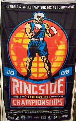 2008 Ringside Boxing Amateur Tournament Banner