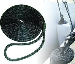 12mm x 5Mtr Braided Polyester Mooring Line