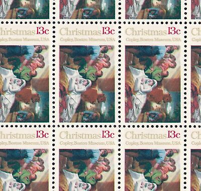 1701  Christmas/nativity    M Nh Full Sheet Of 50   Special  Sale @ Face