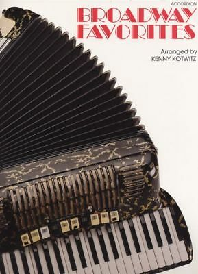 Play Broadway Favorites Songs Rossetti Piano Accordion