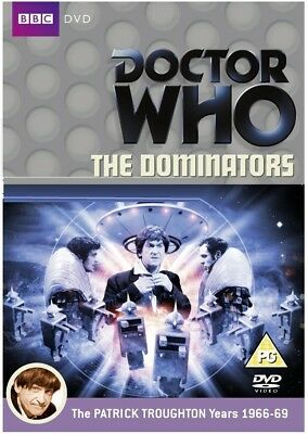 DR WHO 044 (1968) - THE DOMINATORS TV Doctor Patrick Troughton - NEW R2 DVD