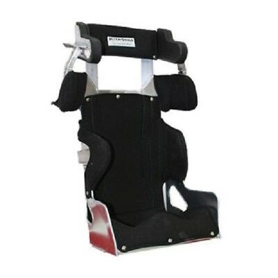 Ultra-Shield Containment Seat 14In Efc Halo Seat 10 Degree W/ Blk Cover #ef14100