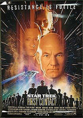 Star Trek:First Contact 1-Sheet Movie Poster-ROLLED