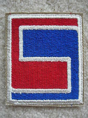 WW2 US Army 69th Infantry Division cloth patch