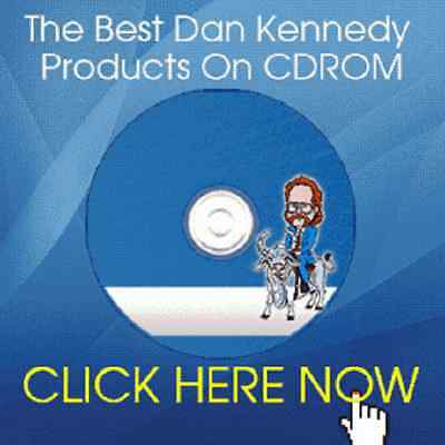 Dan Kennedy Consulting Business Course on CDROM f/ship