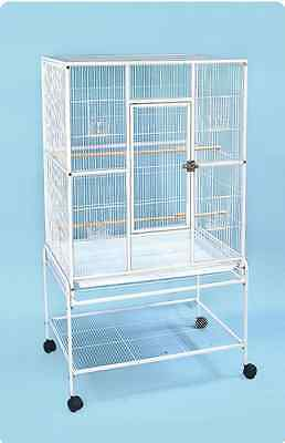 New Large Bird Parrot Cockatiel Conure Cage 32Lx20Wx53H