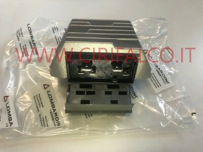Regolatore di tensione per motori Lombardini ruggerini Voltage Regulator 6 fili
