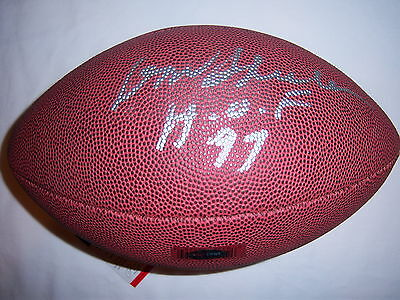 Don Shula Dolphins,hof Jsa/coa Signed Football