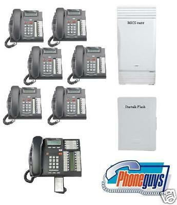 Nortel Used Office Commercial Business Phone Systems