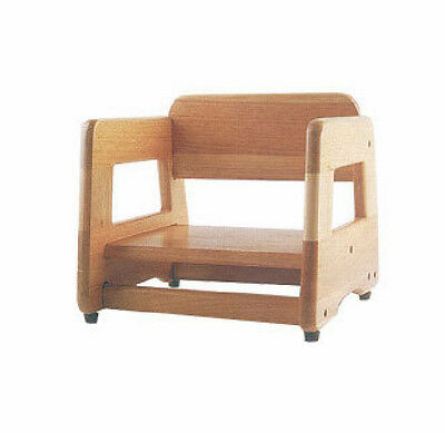 Restaurant Children's Booster Seat wood construction