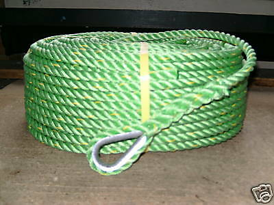16mm x 50Mtr High Strength P/P Anchor Rope