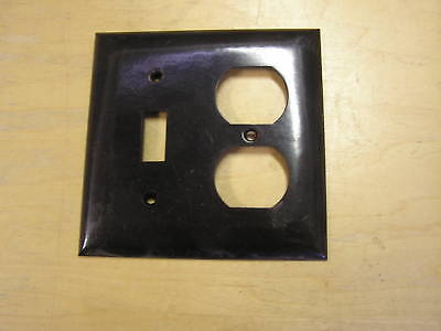Bakelite Electrical Wall Cover Plug  Light Switch