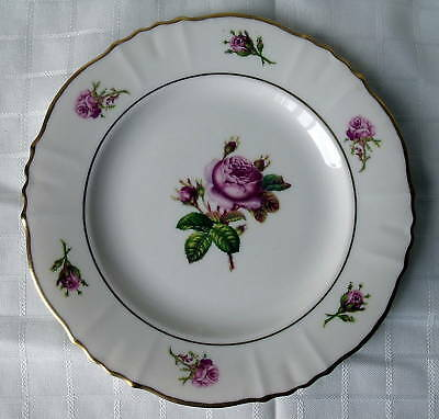 VICTORIA by SYRACUSE CHINA, Bread Dessert Plate