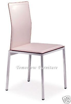 New Metal Frame Restaurant Cafe Dining Chair - B100