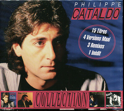 Philippe Cataldo - Collection - Les Divas Du Dancing -  Digipack Cd Limited