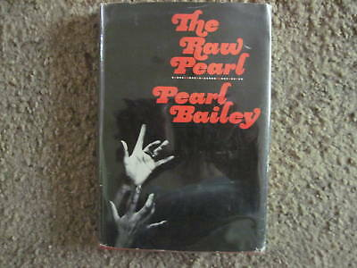 Raw Pearl SIGNED BY PEARL BAILEY TO HER SON