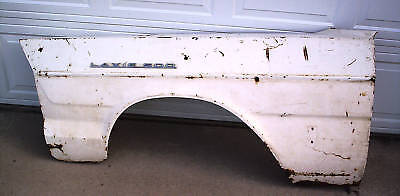 65  FORD  LEFT  FENDER   Very  good  condition