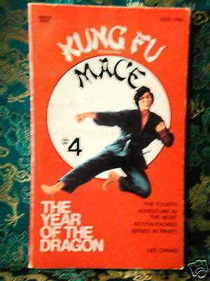 KUNG FU #4: THE YEAR OF THE DRAGON - Lee Chang