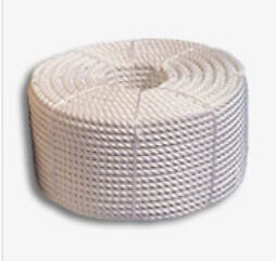 Anchor Winch Rope  - 12mm x 50Mtr