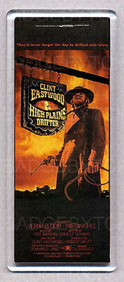 HIGH PLAINS DRIFTER  large fridgemagnet  CLINT EASTWOOD