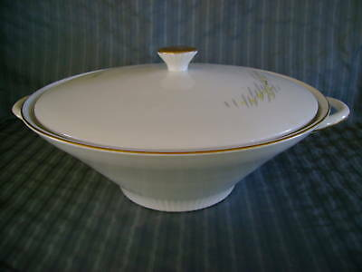 SOUP TUREEN WITH LID ESCHENBACH # W3180 BAVARIA GERMANY