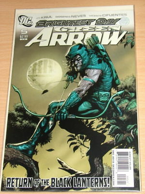 Green Arrow # 5 - Cover B - Dc Comics