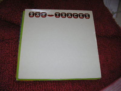 LP VA Diverse Rap-Tracks VIRGIN 1Disc Missing !!