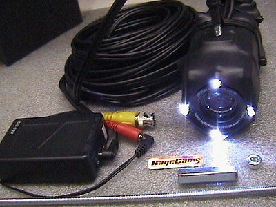 Cavern Chimney Camera Remote Zoom Video Aid+White Leds