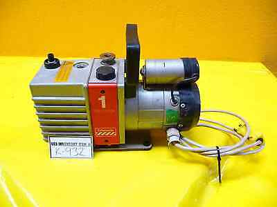 Edwards E2M1 Vacuum Rotary Vane Pump ASEA M056LX2 Untested As-Is