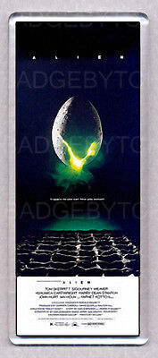 ALIEN movie poster LARGE FRIDGE MAGNET